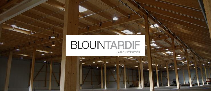 Mission de Blouin Tardif Architectes