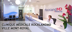 Clinique médicale RocklandMD Ville Mont-Royal
